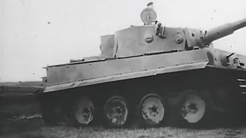 Закрытый архив. Асы танковых сражений