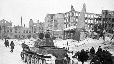 Кипр увидит Сталинградскую битву
